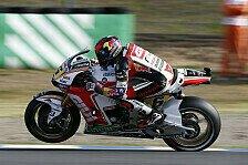 MotoGP - Bradl konnte nicht am Chattering arbeiten