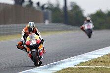 MotoGP - Pedrosa pusht ohne Gedanken an Gegner