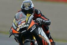 MotoGP - Gutes Gefühl für Colin Edwards