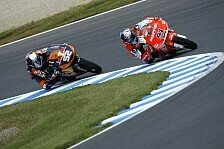 Moto3 - Folger dominiert im 3. Malaysia-Training