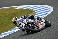 MotoGP - De Puniet hatte zu viel Reifenverschleiß