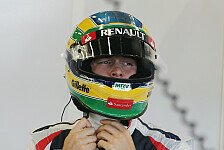 WEC - Senna als Motivationsschub