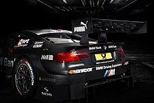 DTM - Unterschriften in Hockenheim auf BMW-Heckflügel