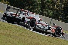 USCC - PLM-Abschlusstest: Pickett Racing gut unterwegs