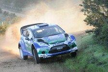 WRC - Latvala Schnellster auf Qualifying-Stage