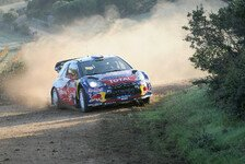 WRC - Loeb führt auf Sardinien