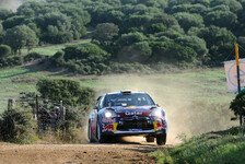 WRC - Neuville verbrennt sich die Finger