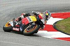 MotoGP - Pedrosa und Lorenzo bestimmen 3. Training