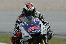 MotoGP - Lorenzo: Bedingungen sehr hart