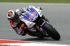 MotoGP - Lorenzo schnappt sich Pole in Malaysia