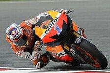 MotoGP - Stoner dominiert 1. Training in Australien