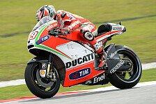 MotoGP - Hayden in gutem Rhythmus