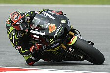 MotoGP - Dovizioso mit Fortschritten in der Quali