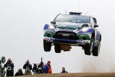 WRC - Ford-Piloten enttäuscht von Italien Rallye