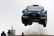 WRC - Latvala ohne Konzentration unterwegs