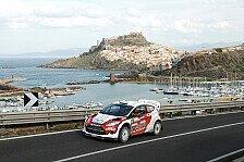 WRC - Tanak und Novikov: Einfach nur ins Ziel