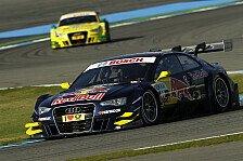 DTM - Audi: Molina darf 2013 noch einmal ran