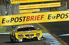 DTM - Werner will in Hockenheim Punkte holen