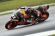 Moto2 - Marquez fährt Bestzeit im 2. Moto2-Training