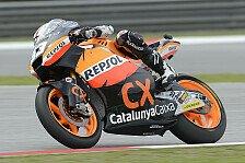 Moto2 - Marquez kann sich vorzeitig den Titel sichern