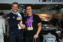 DTM - Achter BMW-Pilot: Die Wundertüte ist groß