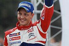 WRC - Hirvonen: Wie mein allererster Rallye-Sieg