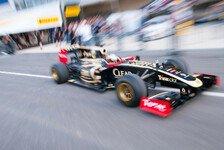Formel 1 - Video - Die erste Runde in Austin