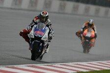 MotoGP - Lorenzo vs. Pedrosa