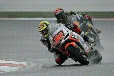 MotoGP - Rolfo konnte zumindest Informationen sammeln