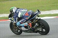 Moto2 - Espargaro Schnellster in 1. Australien-Training
