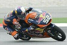 Moto3 - Kent holt Valencia-Sieg in letzter Kurve