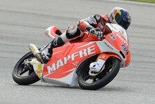 Moto3 - Folger holt sich Bestzeit im 2. Moto3-Training