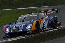 Super GT - Italiener in Japan obenauf