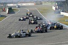 F3 Euro Series - F3 EM: Kostenreduzierung hat Priorität