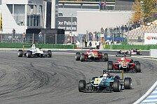F3 Euro Series - Formel 3 EM: Der Rennkalender für 2013