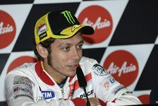 MotoGP - Rossi akzeptiert Rolle als Nummer zwei
