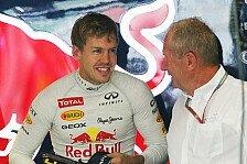 Formel 1 - Marko jubelt über optimales Qualifying