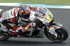 MotoGP - Starker fünfter Platz für Bradl