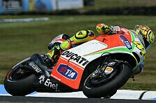 MotoGP - Rossi versteht Stoner nicht