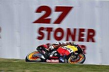 MotoGP - Rossi: Stoner fährt in Australien wie ein Gott