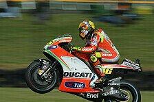 MotoGP - Rossi & Hayden mit Problemen
