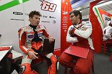 MotoGP - Hayden: Entwicklung muss in eine Richtung gehen