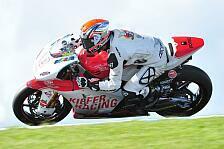 Moto2 - Letztes Rennen für Kiefer Racing