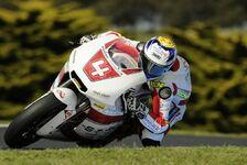 Moto2 - Letztes Rennen für GP Team Switzerland