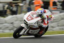 Moto2 - Krummenacher schafft die Top-10