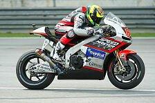 MotoGP - Rolfo ist enttäuscht