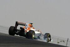 Formel 1 - Hülkenberg erwartet bei letzten Rennen Punkte
