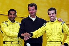 Formel 1 - Jordan bestätigt Monteiro & Karthikeyan für 2005