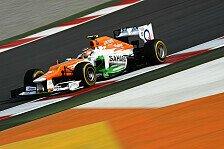 Formel 1 - Sauber-Wechsel war für Hülkenberg nicht einfach