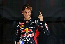 Formel 1 - Alle jagen Vettel und Red Bull